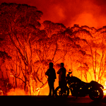 CIFS recognises Australian firefighters