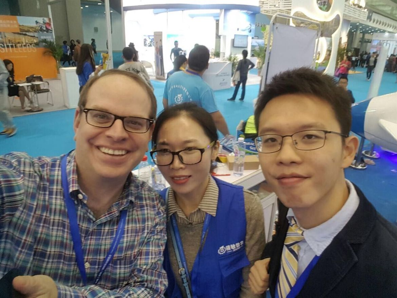 Sourcing agent Shenzhen-electronics market-interpreter