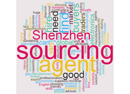 sourcing agent in Shenzhen - shenzhen sourcing agent china sourcing services