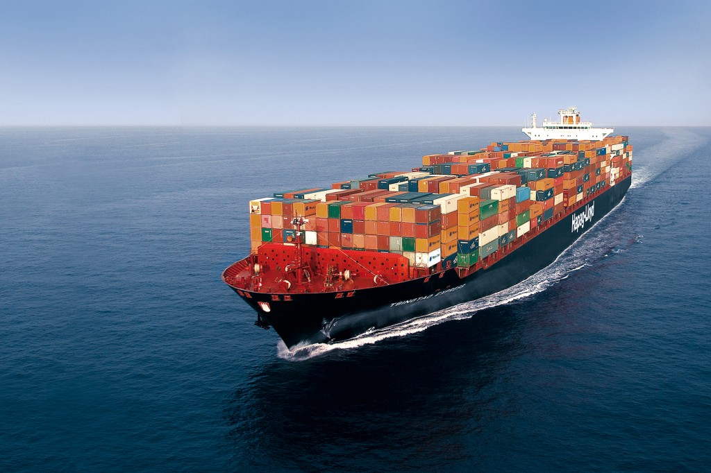 sea freight from china to us