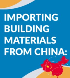 Importing Building Materials From China | importing