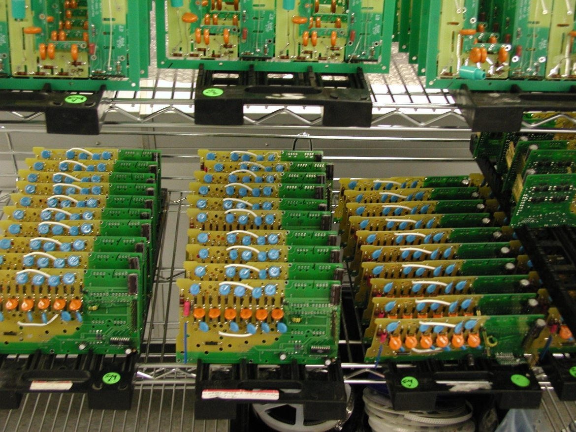 PCB design manufacturing assembly