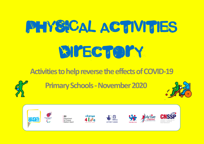 Physical Activities Directory