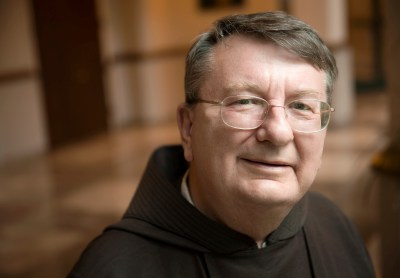 Father Weinandy (CNS file/Nancy Wiechec)