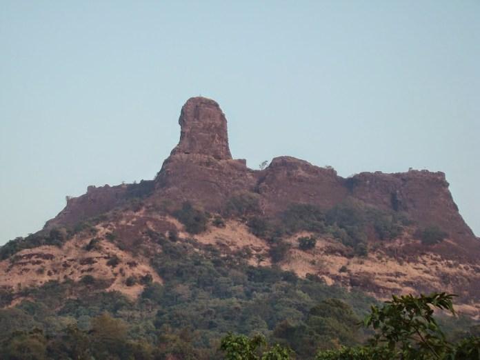 Karnala Fort during summers