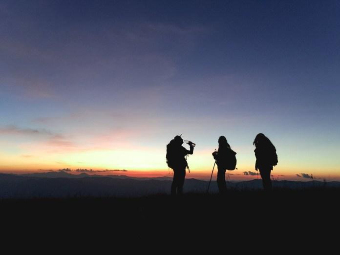 late night Trekking