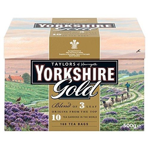 Herbal Tea Brand Yorkshire Tea