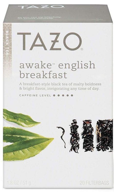 Herbal Tea Brand Tazo Tea