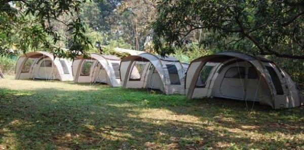 Kundalika lake camping