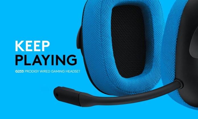 Gaming Headset Logitech G233