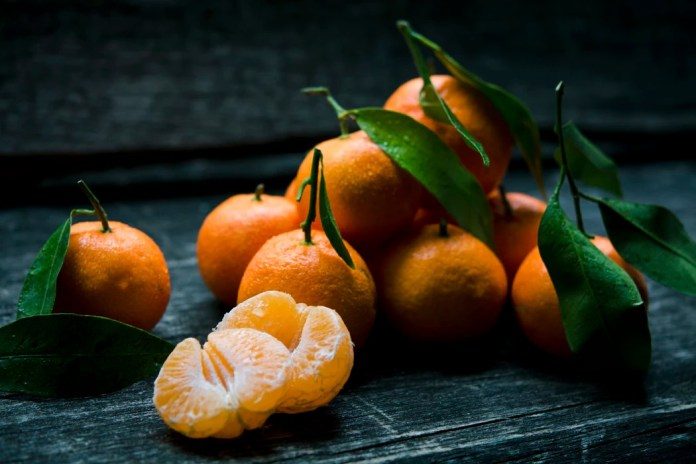 Oranges are a good source of Vitamin-C