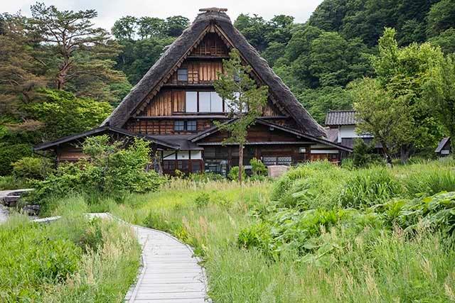 Gassho Architecture