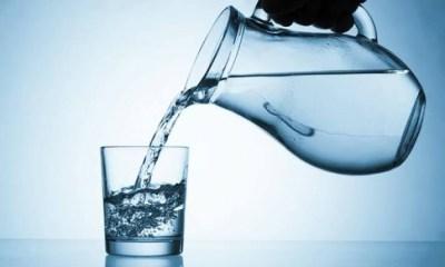 water drinking schedule
