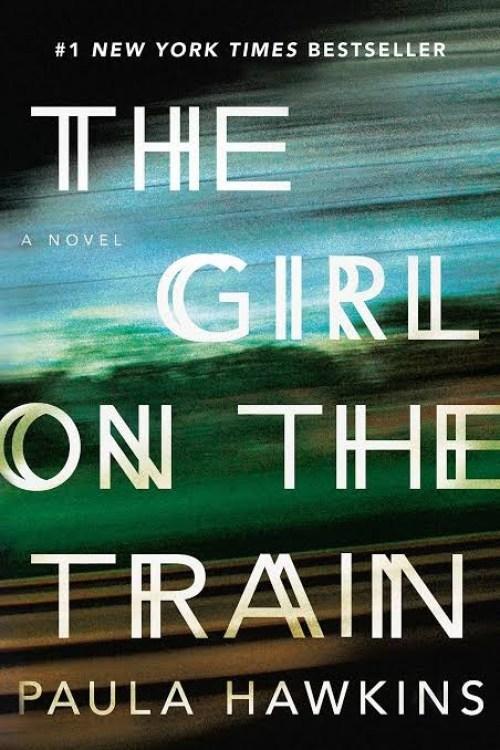 The Girl On The Train: Paula Hawkins