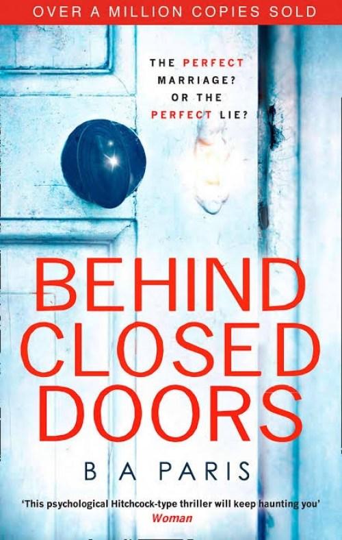 Behind Closed Doors: B.a.paris