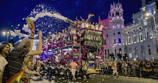 Madrid LGBT friendly city
