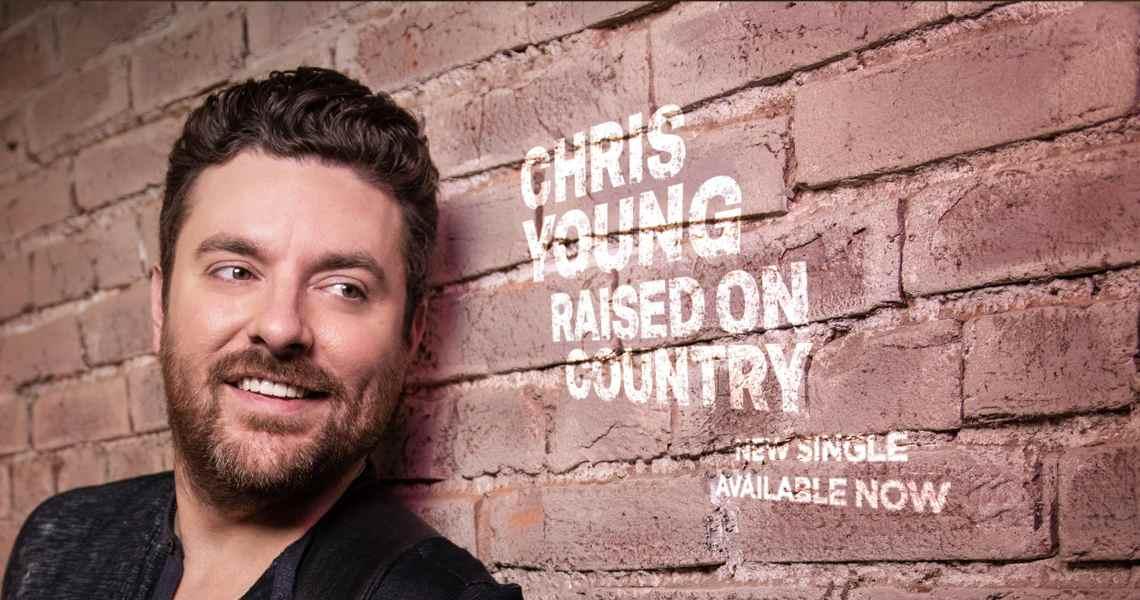 Chris Young mit der neuen Single Raised On Country