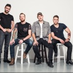 James Barker Band überzeugten beim Country to Country Festival