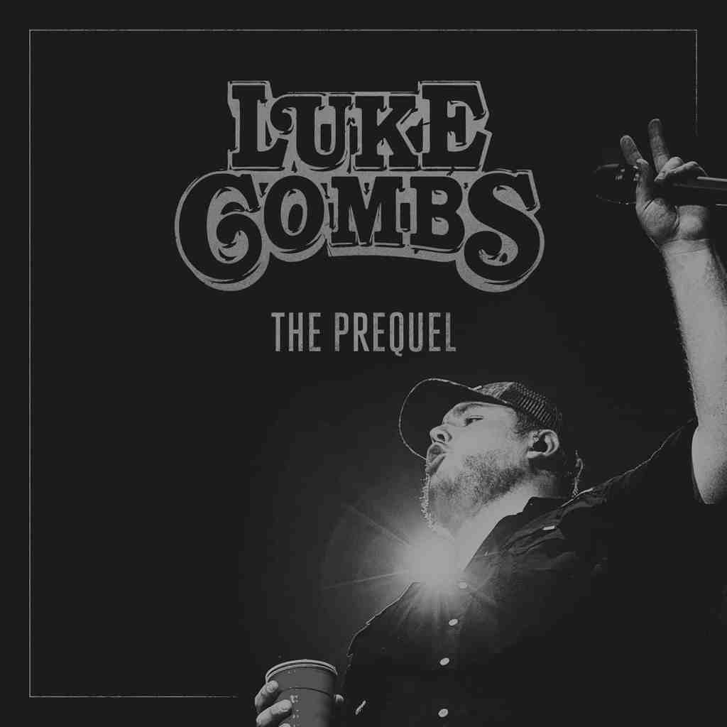 Luke Combs The Prequel EP Cover