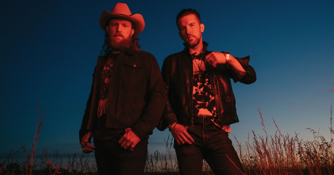 Brothers Osborne Skeleton