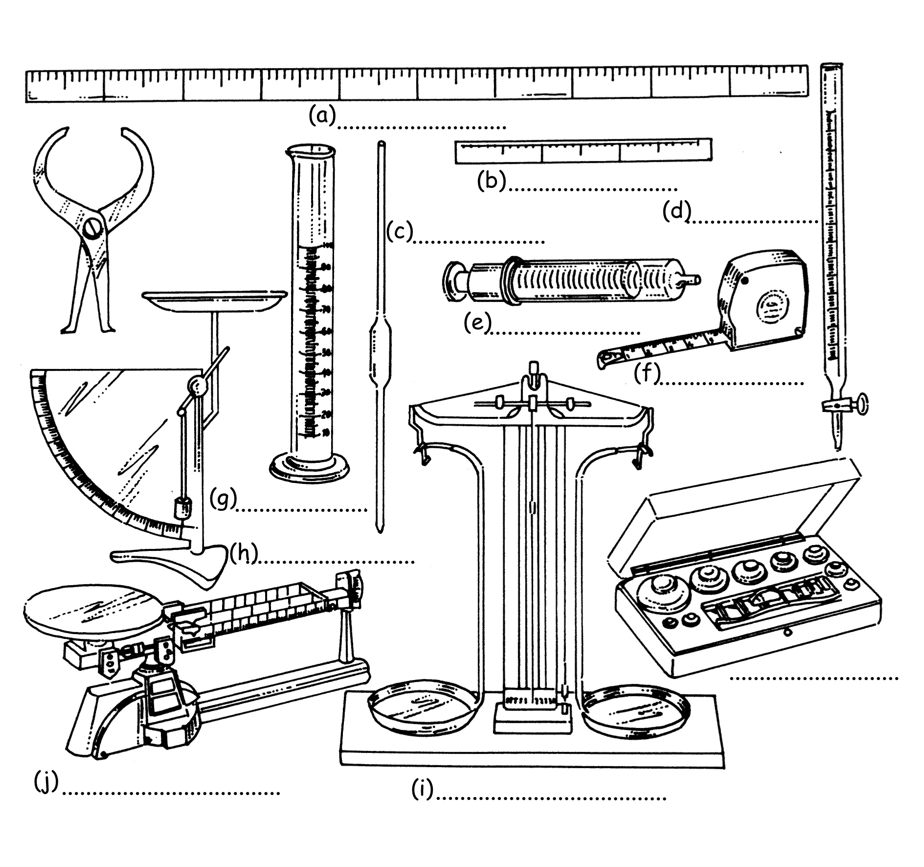 A Measuring Instrument