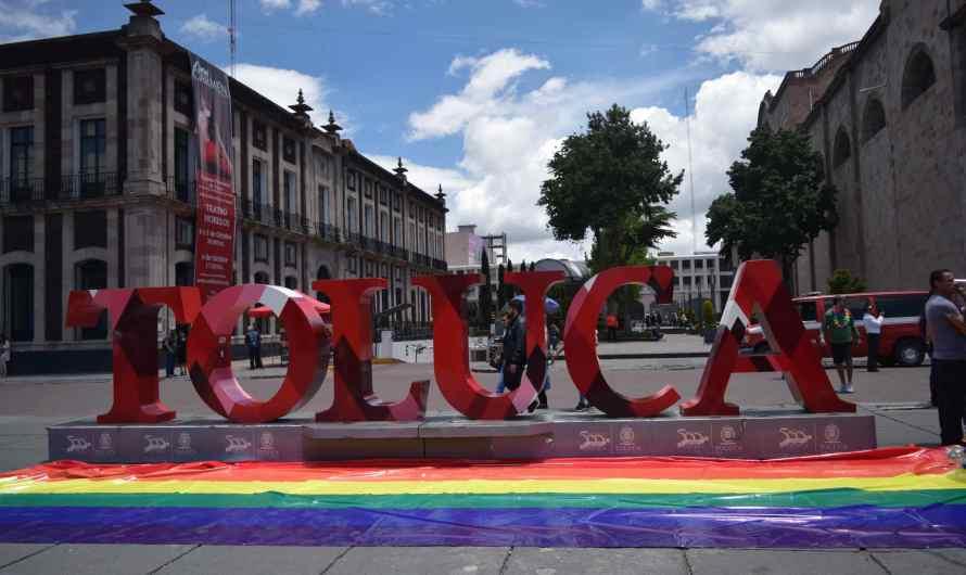 Así es la Toluca Multicolor