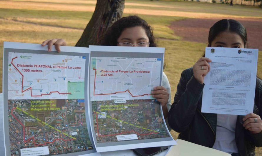 Gobierno morenista de Metepec ignora a niños y niñas