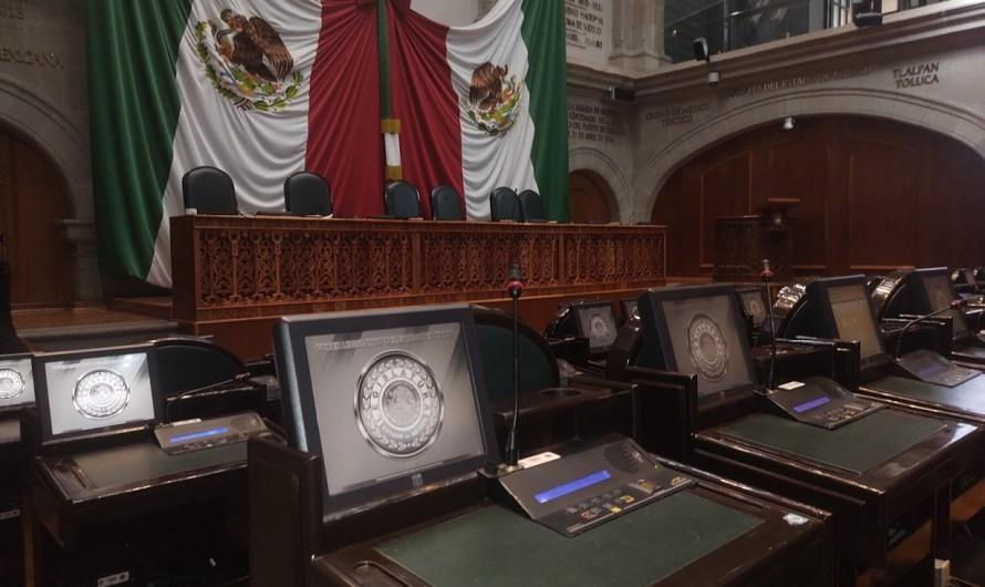 Congreso mexiquense debe coadyuvar a la mejora de los servicios municipales