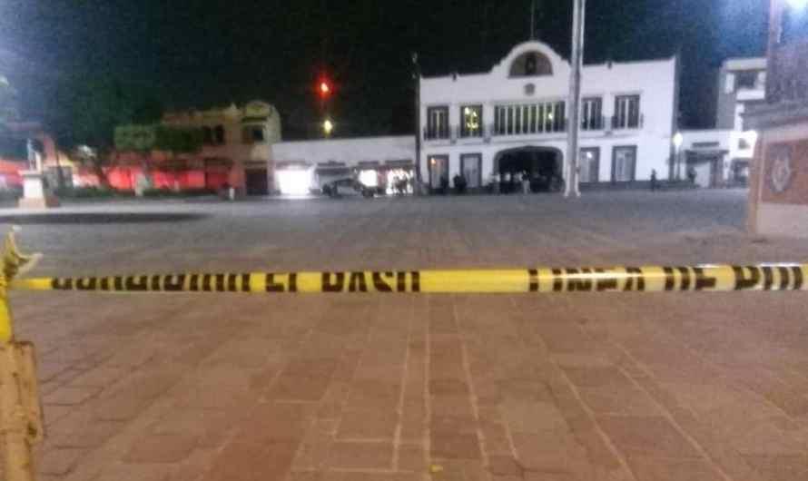 ¡Liberen Plaza Juárez!, reclaman comerciantes de Metepec