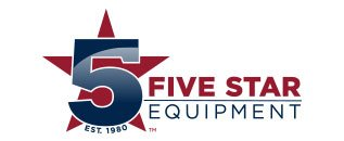 Five Star Equipment logo