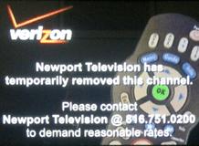 WSYR-TV Blacked-Out on Verizon FiOS TV