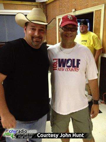 Chris Cagle and Skip Clark, 2012