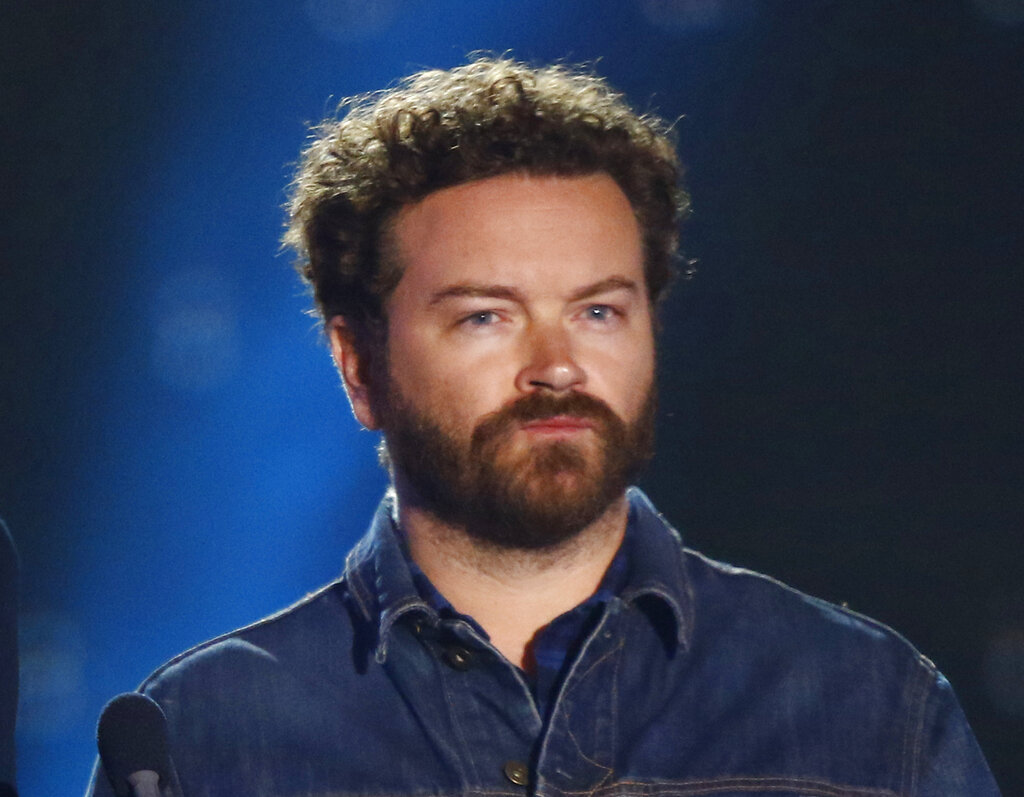 'THAT 70'SHOW' star Danny Masterson pleads not guilty to 3 rapes
