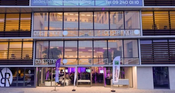 Co.Station Gent | A tech coworking in Gent