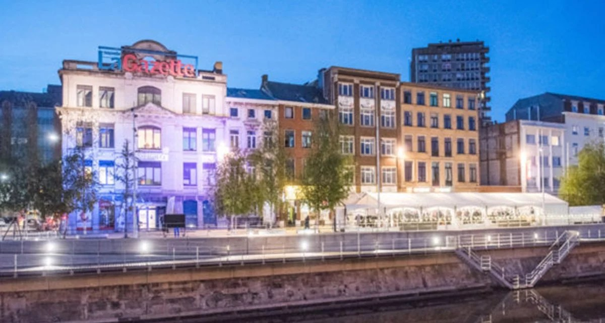 Co.Station Charleroi | A tech coworking in Charleroi