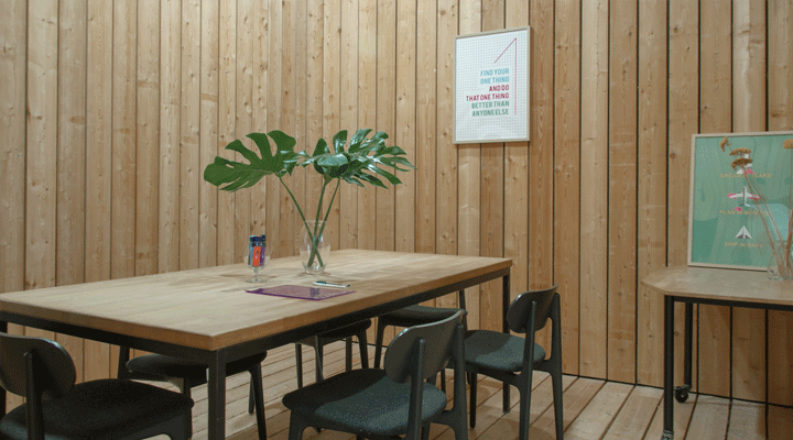Co.Station Brussels | Meeting Room Sauna