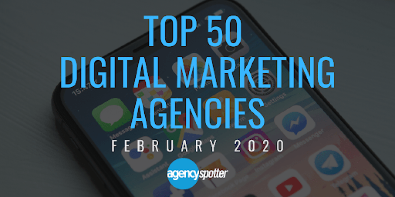 top 50 digital agencies