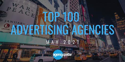top 100 advertising agencies