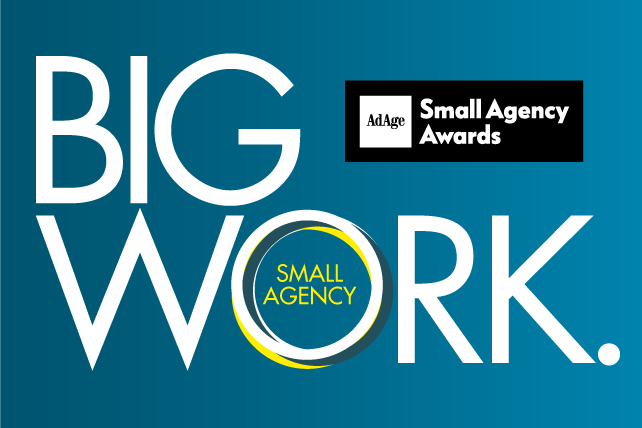 Adage Small Agency Awards 2017