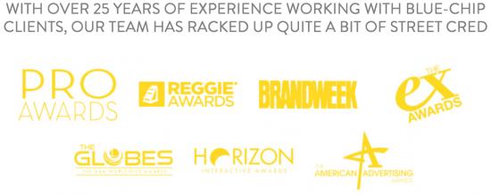 Engage & Resonate awards