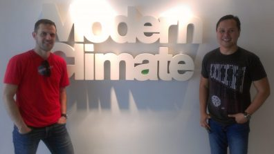 Advertising Agency Modern Climate