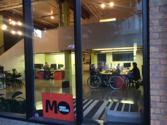 Portland digital strategy agency ModOp gets new digs.