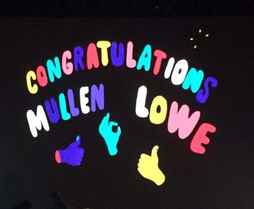 Best of Show Mullen Lowe