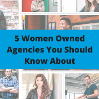 5 Women Owned Agencies You Should Know About