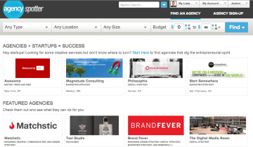 Agency Spotter launches full version of platform