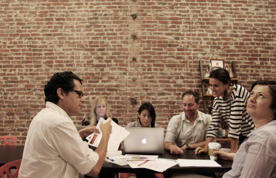 cibo branding agency teamwork