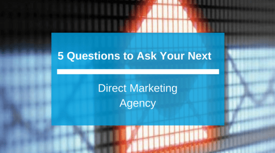 5 Questions Diret Marketing Agency