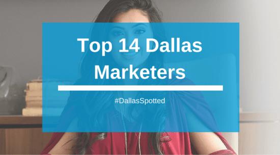 Top Marketers in Dallas