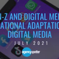 Gen-Z and Digital Media: Generational Adaptations to Digital Media
