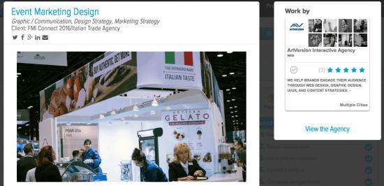 artversion italian trade agency